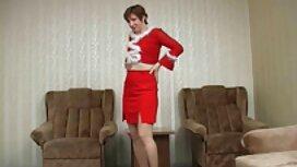 ژانا در جوراب های سفید کون او انجمن کیر تو را نوازش کرد