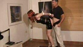 این دختر را انجمن کیر تو کون در قفس مصنوعی قرار داده و برای رابطه جنسی ماشین را راه اندازی کرد